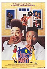 House Party(1990) Poster - Movie Forum, Cast, Reviews