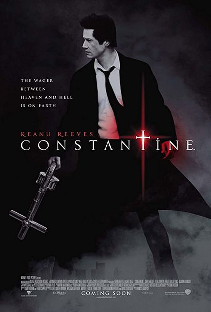 Keanu Reeves in Constantine (2005)