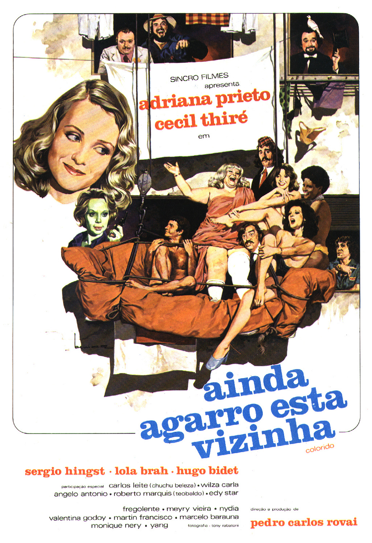 Wilza Carla and Adriana Prieto in Ainda Agarro Esta Vizinha... (1974)