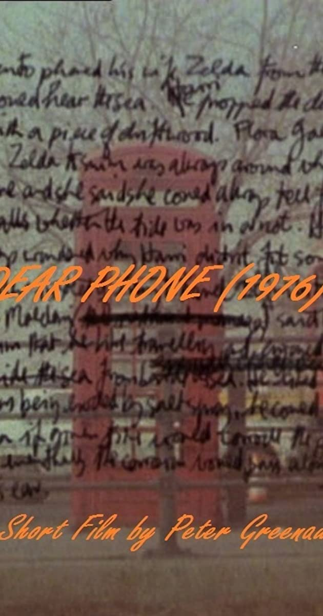 Dear Phone (1976) - IMDb