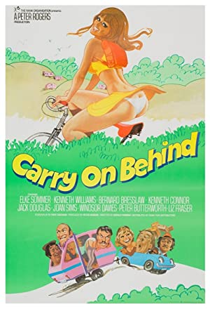 Where to stream Carry on Behind