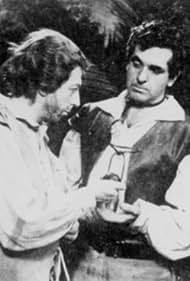 Paul Hébert and Lionel Villeneuve in Ouragan (1959)