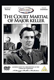 The Court Martial of Major Keller Poster
