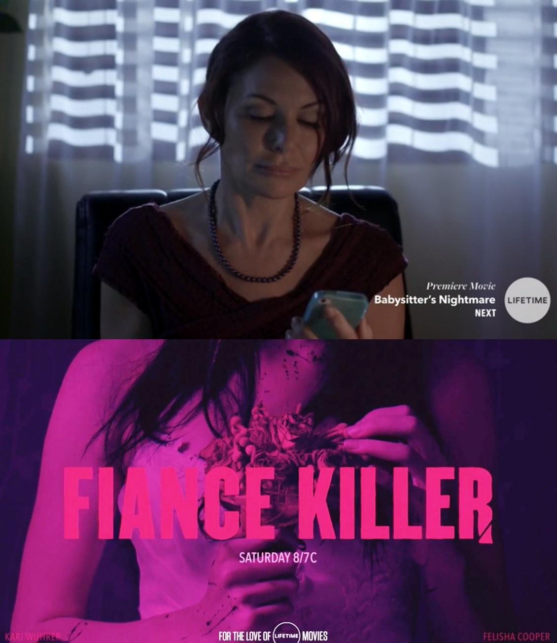 Fiancé Killer Tv Movie 2018 Imdb