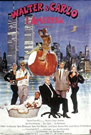 Walter & Carlo i Amerika (1989) Poster - Movie Forum, Cast, Reviews