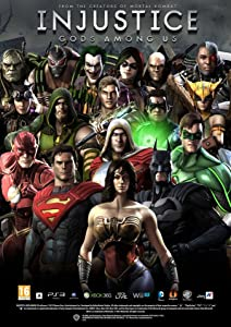 Full movie websites watch free Injustice: Gods Among Us by Dominic Cianciolo [640x352]