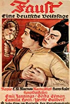 Faust (1926) Poster