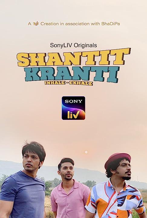 Shantit Kranti (2021) 480p HEVC HDRip S01 Complete Series [Dual Audio] [Hindi or Marathi] x265 AAC [600MB]