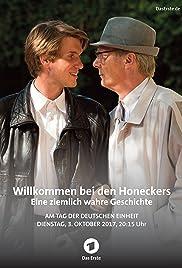 Willkommen bei den Honeckers Poster