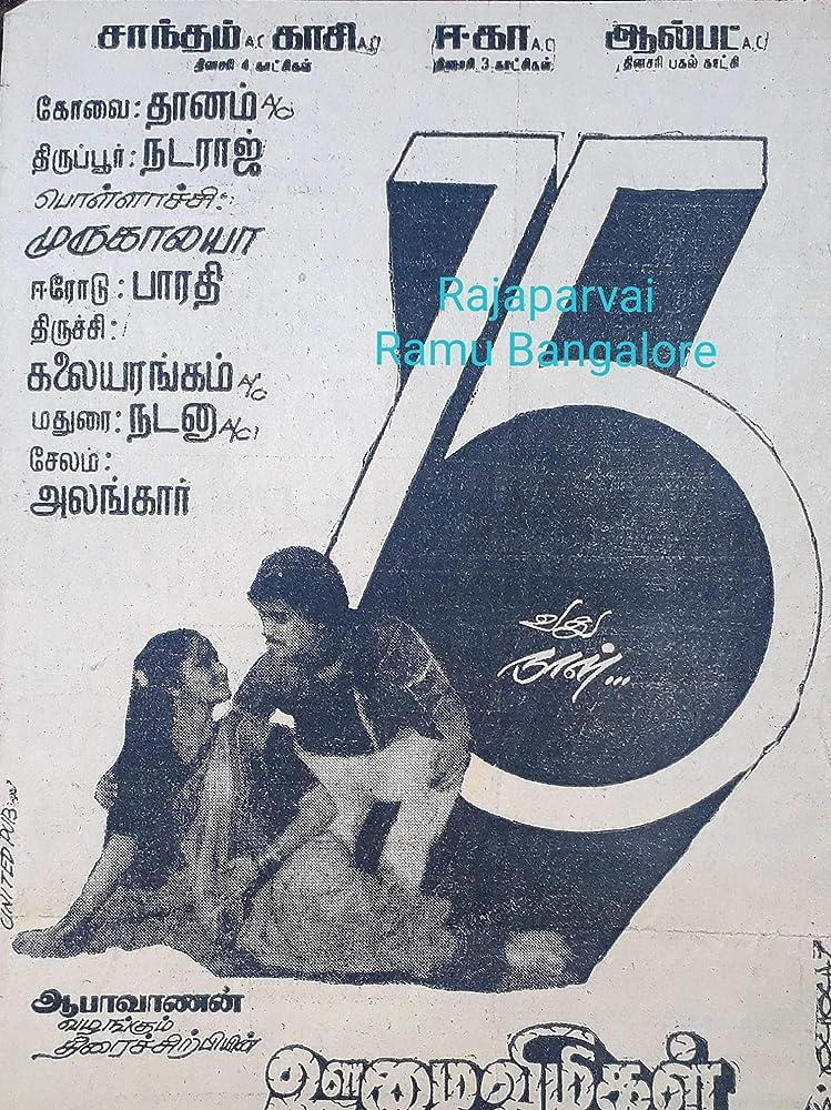 Oomai Vizhigal 1986 576p WEBHD AVC Tamil[AAC 2 0] – Hon3y