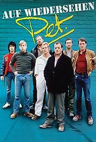 Auf Wiedersehen, Pet (1983) Poster - TV Show Forum, Cast, Reviews