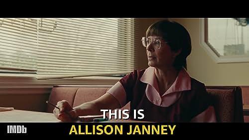 """No Small Parts"" IMDb Exclusive: 'I, Tonya' Star Allison Janney"