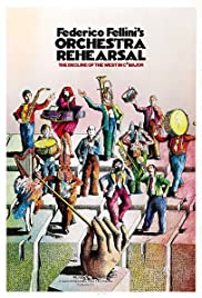 Orchestra Rehearsal (1978) Poster - Movie Forum, Cast, Reviews