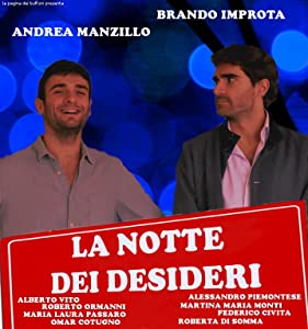 Nur kostenlose Downloads voller Filme La notte dei desideri by Brando Improta [movie] [1080p] (2017)
