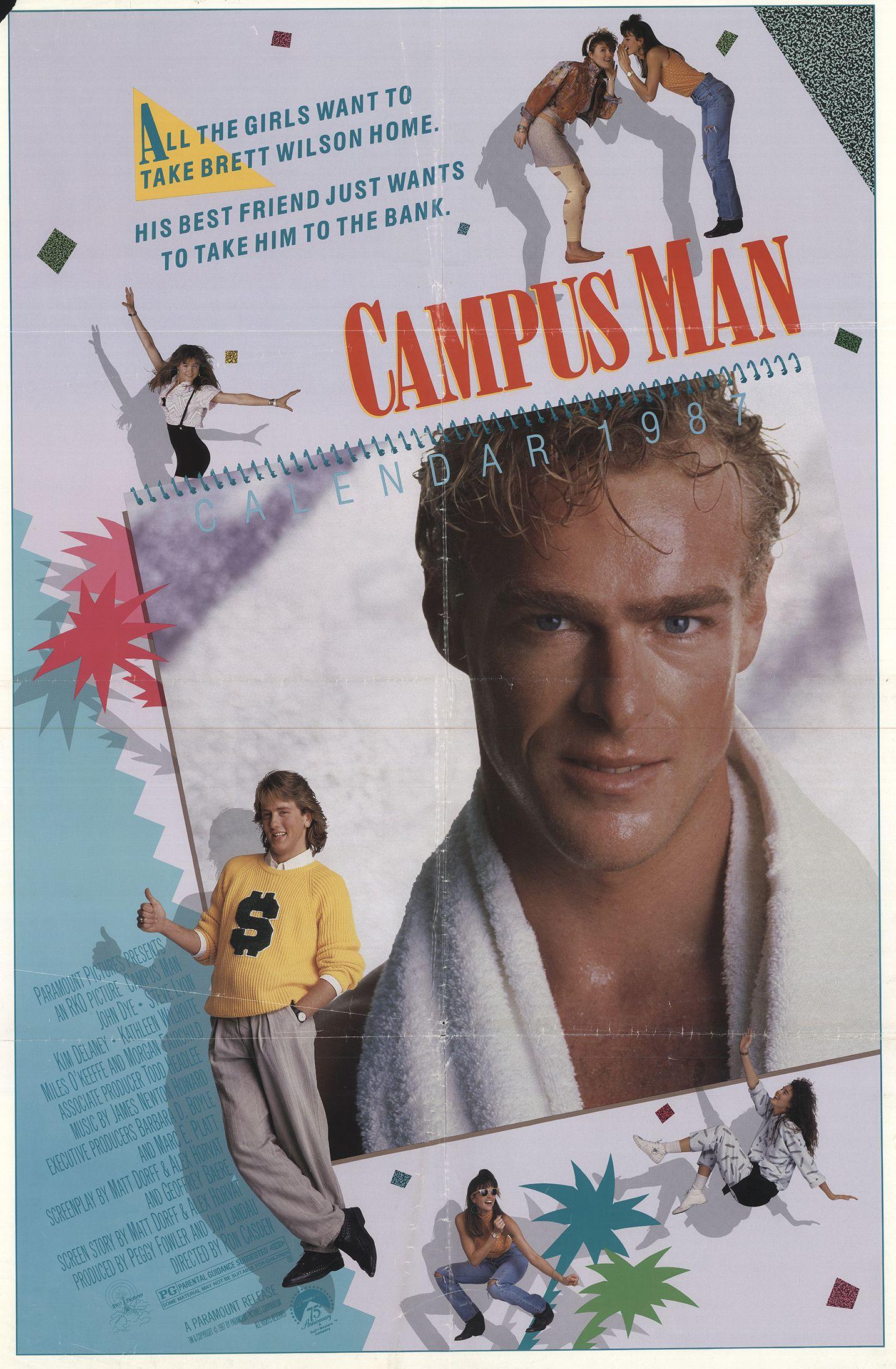 Campus Man (1987)