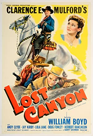 Where to stream Lost Canyon