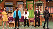 Stand Up Comedians in Kapil's Show