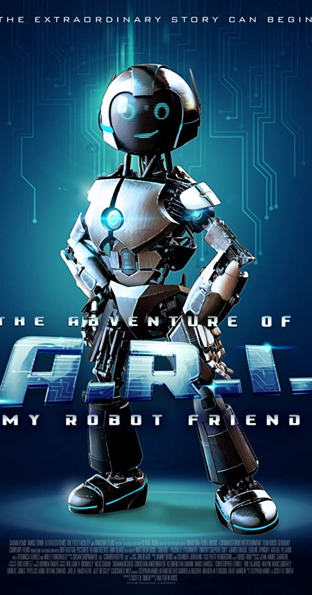 The Adventure of A.R.I.: My Robot Friend (2020) - IMDb