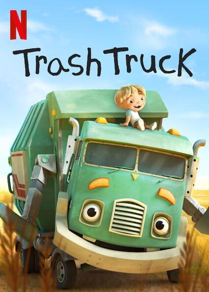 寶貝垃圾車 (第2季) | awwrated | 你的 Netflix 避雷好幫手!