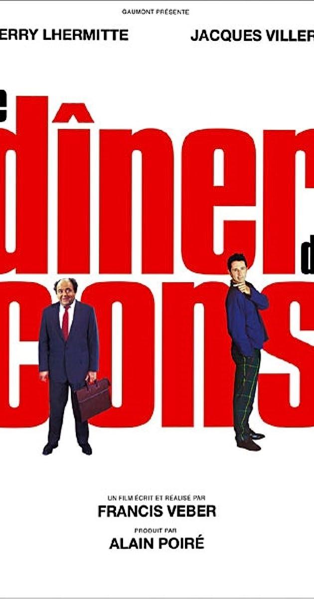 Le Dîner de Cons (1998) Subtitles