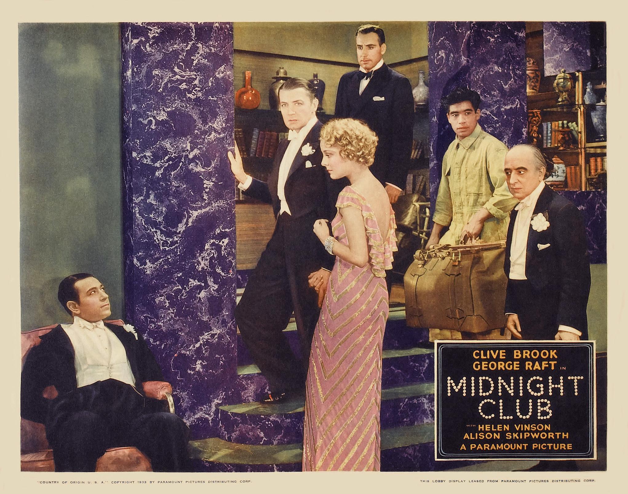 Midnight Club (1933)