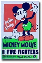 The Fire Fighters Poster