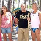 Richard Anconina, Mylène Demongeot, Franck Dubosc, Antoine Duléry, and Mathilde Seigner in Camping 2 (2010)
