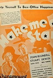 Make Me a Star(1932) Poster - Movie Forum, Cast, Reviews