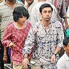 Priyanka Chopra Jonas and Ranbir Kapoor in Barfi! (2012)