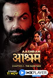 Aashram (2020) Hindi Seasons 2 Mxplayer