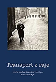 Transport z ráje Poster