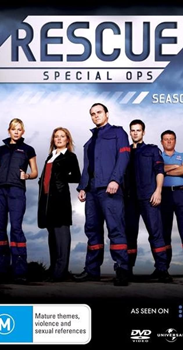 Rescue Special Ops (TV Series 2009–2011) - IMDb