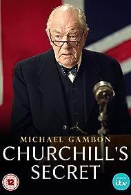 Michael Gambon in Churchill's Secret (2016)