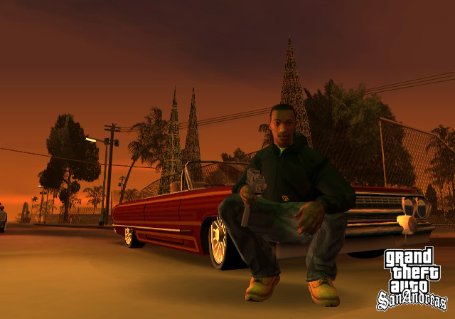 Young Maylay in Grand Theft Auto: San Andreas (2004)