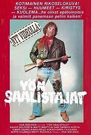 Yön saalistajat(1984) Poster - Movie Forum, Cast, Reviews