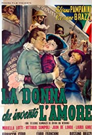 The Woman Who Invented Love Poster