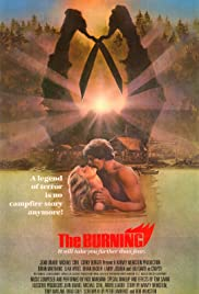 The Burning (1981) Poster - Movie Forum, Cast, Reviews