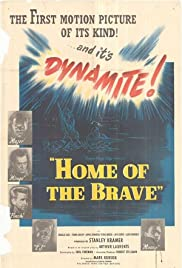 Home of the Brave (1949) Poster - Movie Forum, Cast, Reviews