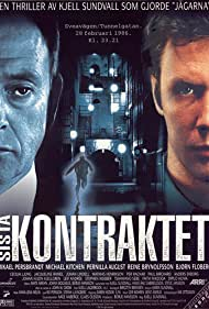 Michael Kitchen and Mikael Persbrandt in Sista kontraktet (1998)