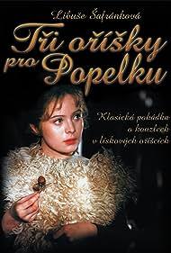 Libuse Safránková in Tri orísky pro Popelku (1973)