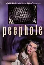Peephole Poster