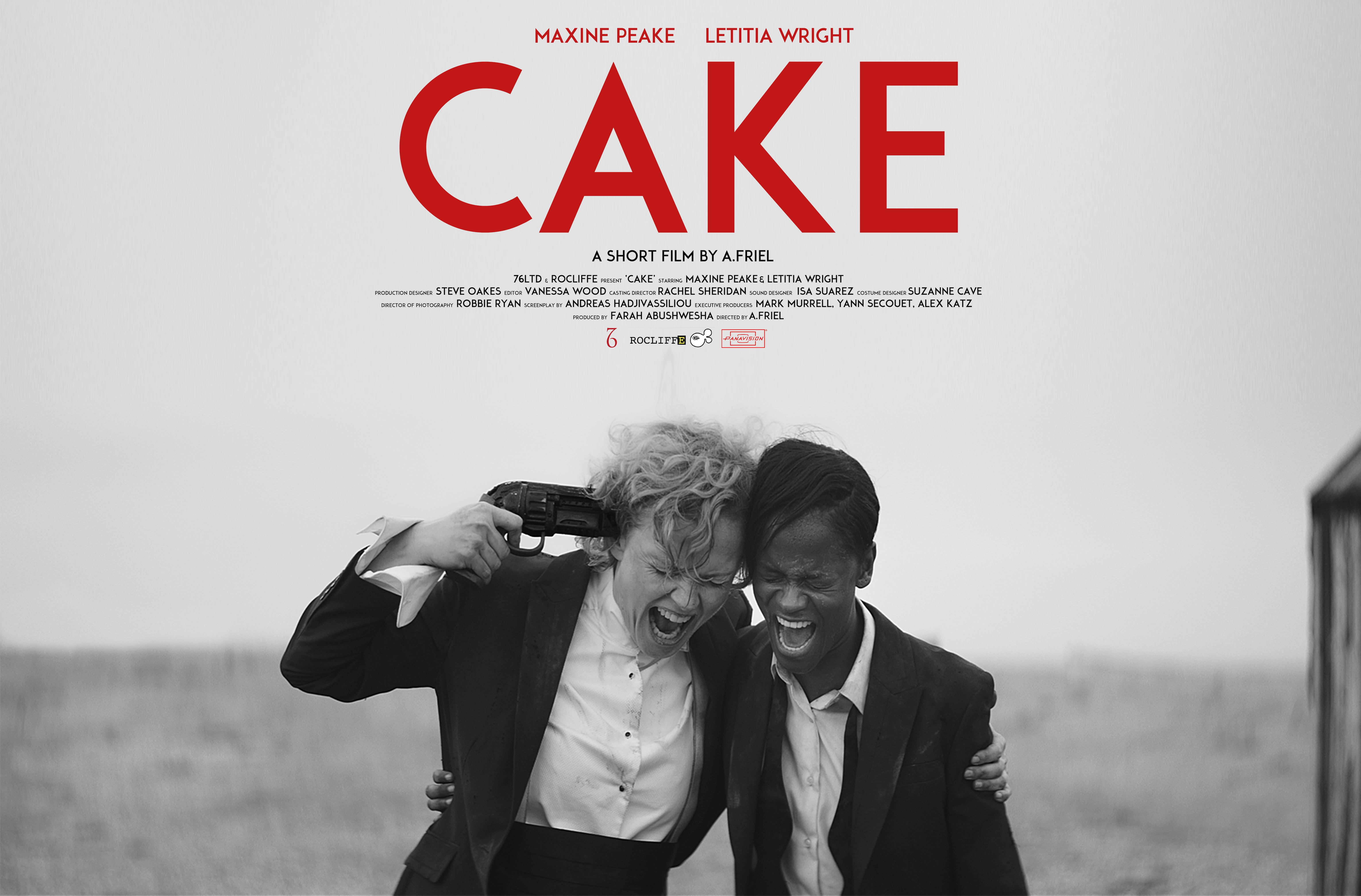 Cake (2017) - IMDb