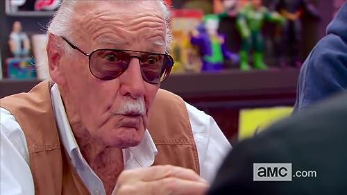 Stan Lee Inspires a Fan