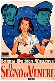 The Sign of Venus Poster