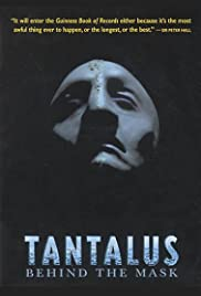 Tantalus: Behind the Mask Poster