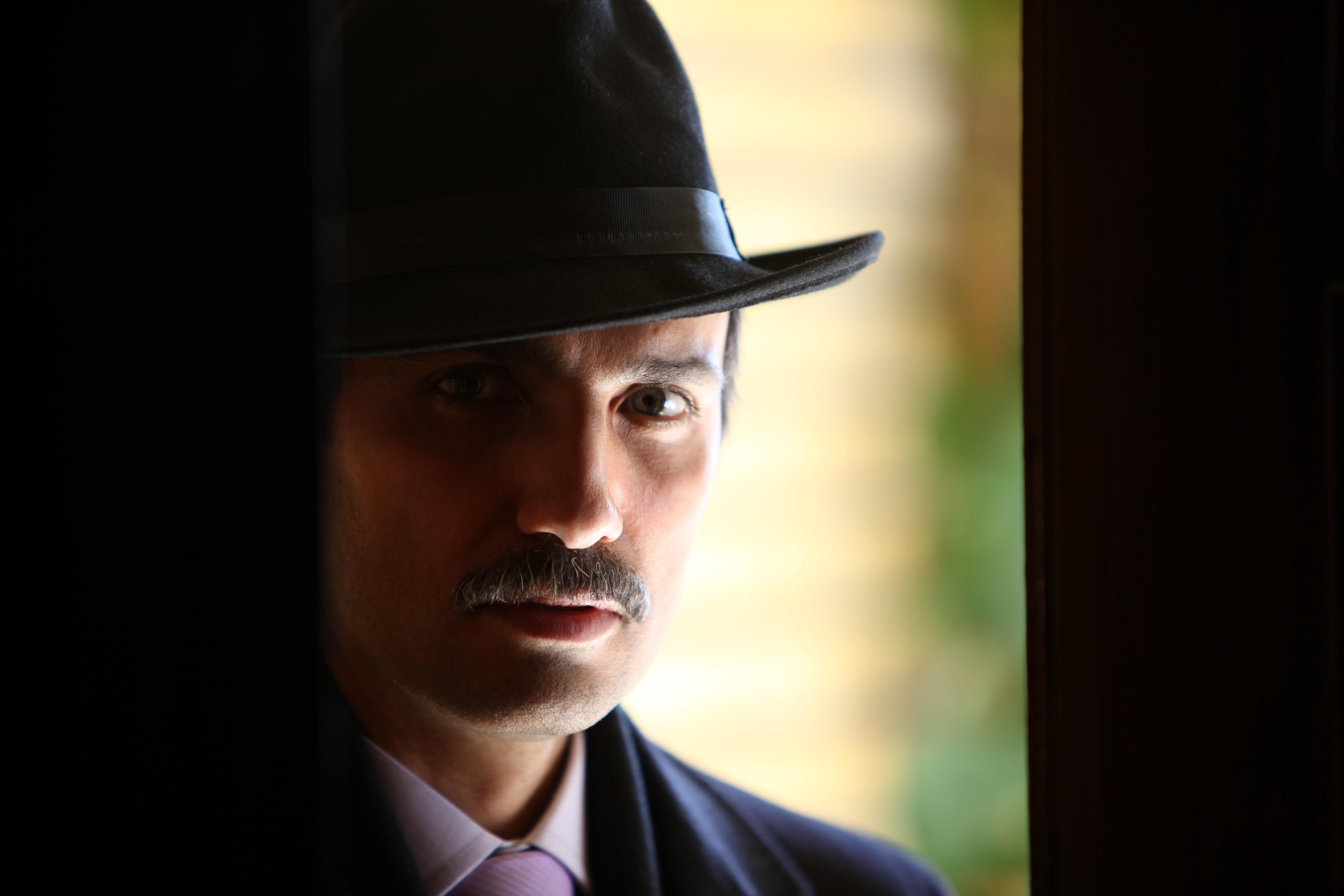 Mohammad Reza Forutan in Mohakeme dar khiaban (2009)