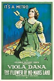 Viola Dana in The Flower of No Man's Land (1916)