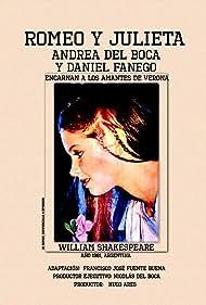 Andrea Del Boca and Daniel Fanego in Romeo y Julieta (1981)