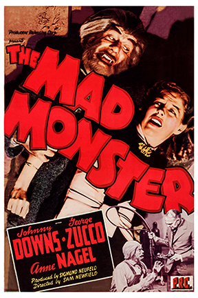 Where to stream The Mad Monster