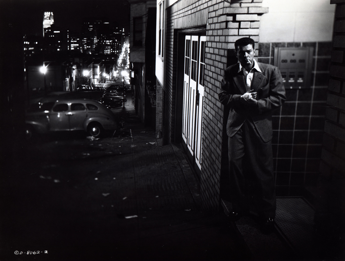 Arthur Franz in The Sniper (1952)